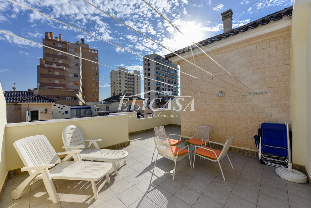 Real estate  Spain (Costa Blanca), La Veleta - Torrevieja - €148.000